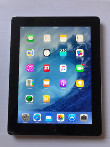 "Apple iPad, 3rd Gen, 16GB, 9.7"" Screen, Wifi"