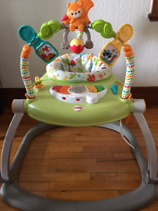 Fisher-Price  Jumperoo, Exerciseur compact