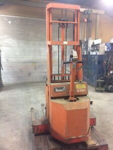 Fork Lift and chargers