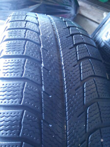 5 x 114 Rims and Michelin Snow Tires 205/65R15