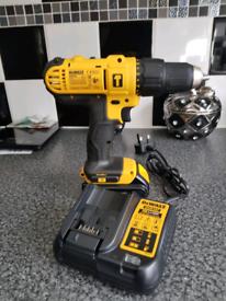 Dewalt xr 18 volt drill new in case