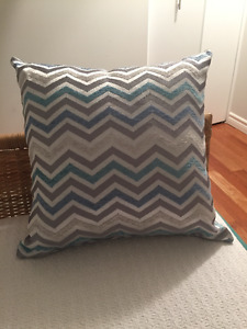 Chevron Throw Pillows