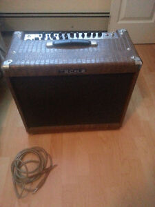 Tech 21 Bronzewood 60 Acoustic Combo amp