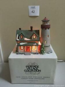 Dept 56 New England Village Craggy Cove Lighthouse #5930-7