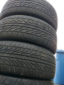 215 55 17 4 tires ete mike 438 274 1733