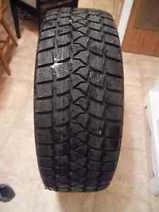 Haida Winter tires 275/55 R 20 Brand New. Super Grippy!! Prince George British Columbia image 5