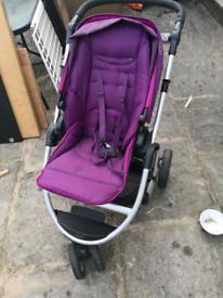 FREE Mamas and papas pram, car seat