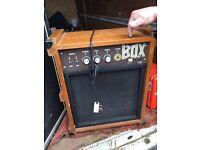 Box 1 amplifier