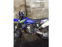 Yzf250 2005 not crf kxf ktm cr kx