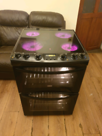 Zanussi 60cm full Electric cooker