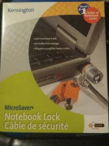 Kensington MicroSaver NOTEBOOK LOCK - NIB