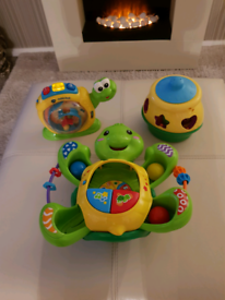 Kids V Tech/Fisher Price Toys