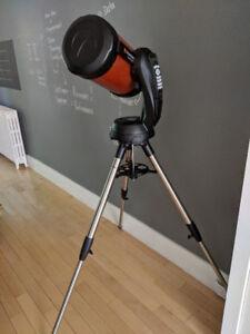 Celestron 8 se Telescope (Almost New! Comes with Original Box)