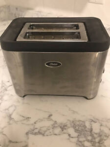 Stainless Steel Oster Toaster