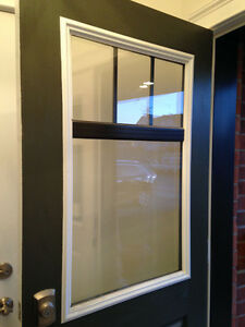 EXTERIOR DOOR INSERT 22X36 WITH HP FRAME INCLUDING HARDWARE Gatineau Ottawa / Gatineau Area image 1