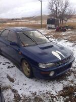 Reduced to 6500$ firm '96 Subaru imprezza WRX STI Type RA sedan