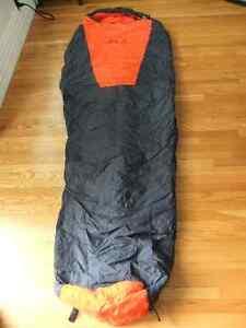 jack wolfskin shooting star sleeping bag in exc cond