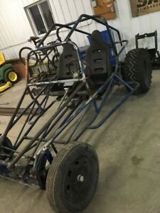 Vw dune buggy / sandrail project