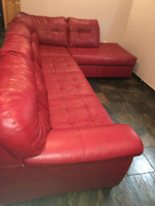 2 Piece Sectional Couch - Need Gone ASAP