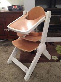 Bababing noah high chair