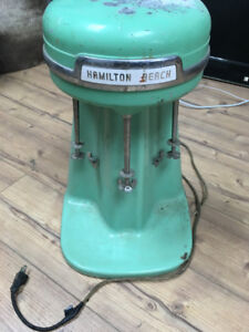 Retro Milk Shake mixer