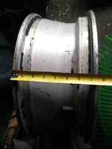 "17"" by 7 1/2"" Rims 5 star pattern Cambridge Kitchener Area image 5"
