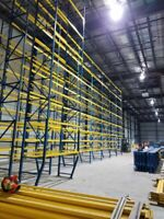 Warehouse Racking and Shelving Installers