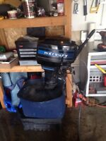Want to buy project outboards.