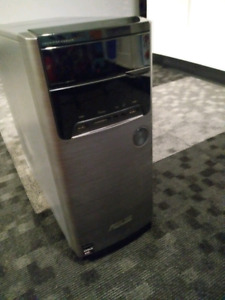 ASUS PC Good for Gaming and Business