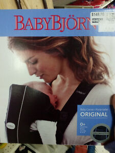 Brand new in box baby Bjorn carrier