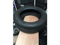 One Runflat 205/55R16 91V Bridgestone Turanza ER300 with 5mm tread