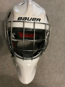 Bauer NME 7 Goalie (Senior, 2) - Thickson & Rossland, Whitby