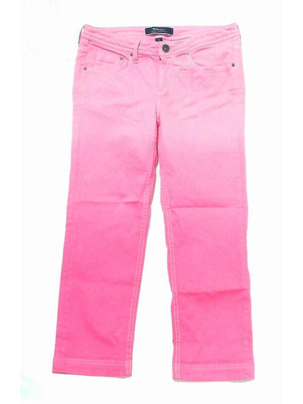DIY Dip Dye Jeans