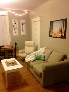 Winter semester sublet - available immediately until May 1st
