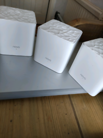 Mesh wifi system