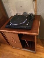 Vinyl Record /Stereo unit