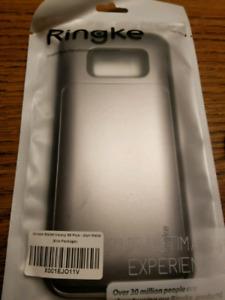Samsung S8 PLUS case w/card holder