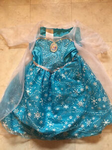 Elsa music and lights dress