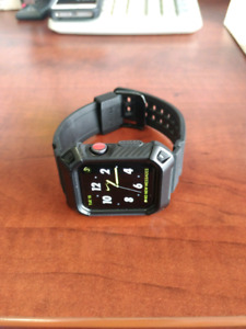 Apple Watch Nike Series 3 lte and cell.