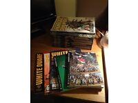 Warhammer white dwarf x22 magazines