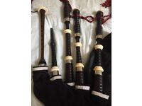 Glen bagpipes for sale