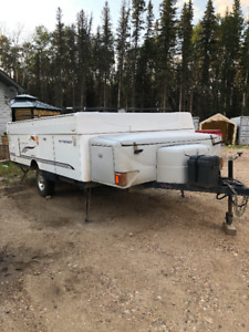2006 Fleetwood tent trailer for sale