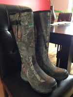 Bottes pluie/chasse SPORTCHIEF