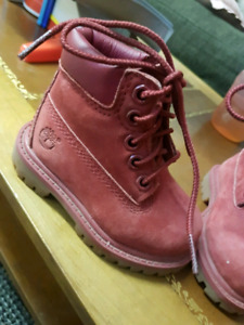 Toddler Timberland Boots Size 4