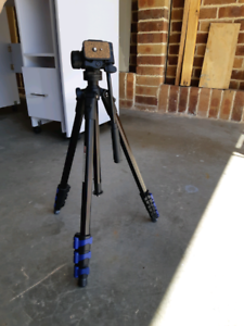ADJUSTABLE CAMERA TRI POD Barrack Heights Shellharbour Area Preview
