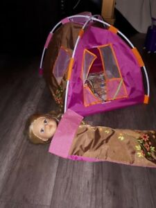 Doll Tent