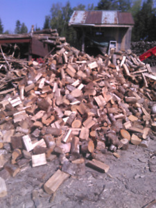 Firewood 4 to 12  inches long