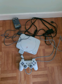 Sony Playstation One and Games