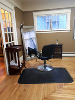 Chair rental available