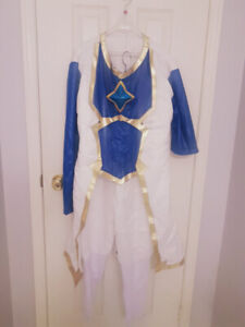 Selling Men's Star Guardian Ezreal cosplay costume from LoL.